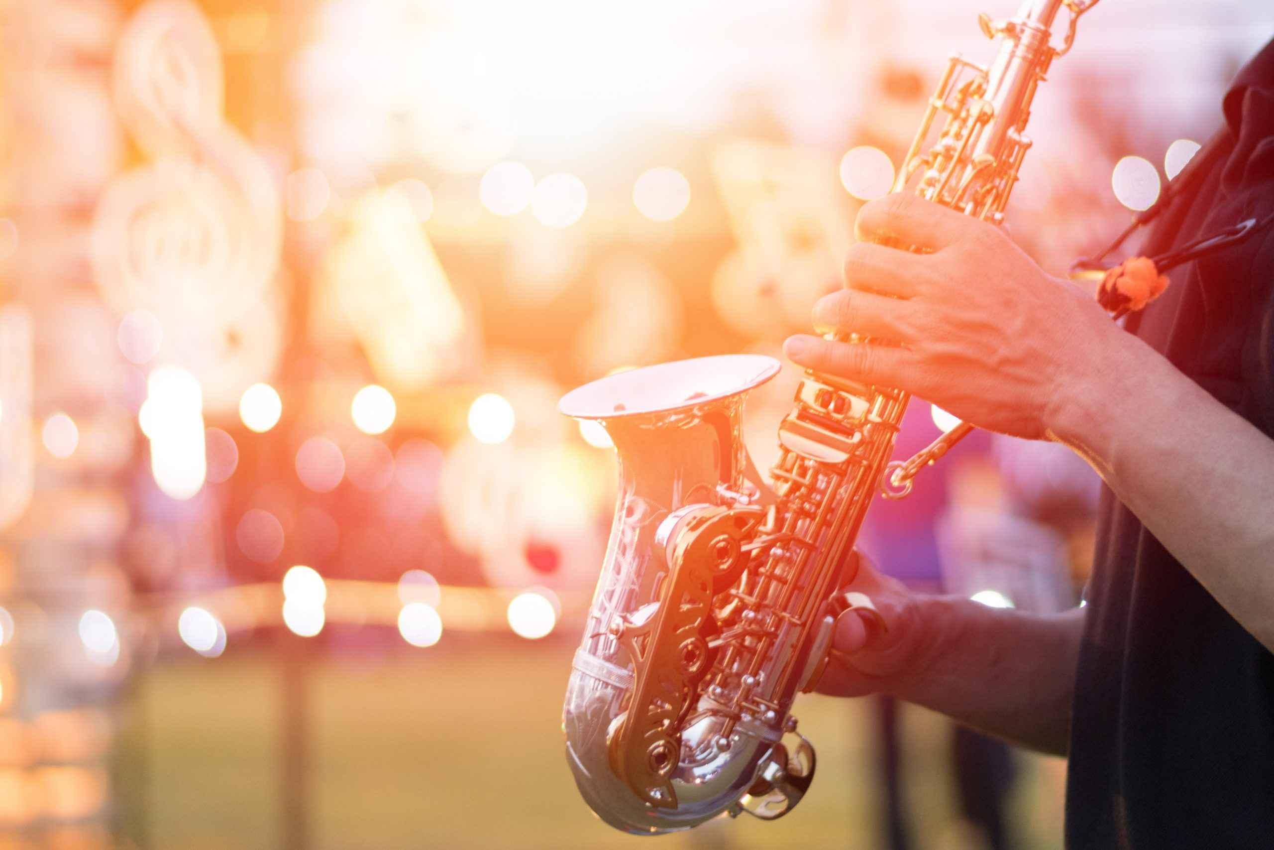 Musica Matrimonio Sax